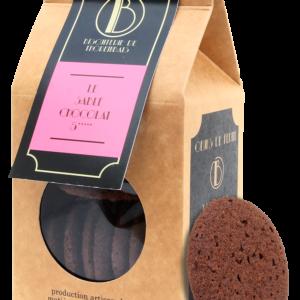 Le Sablé au chocolat 5 étoiles
